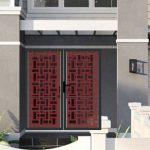 2 block city decoview security screen doors