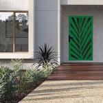 Laser cut security screen door Decoview - Springbrook