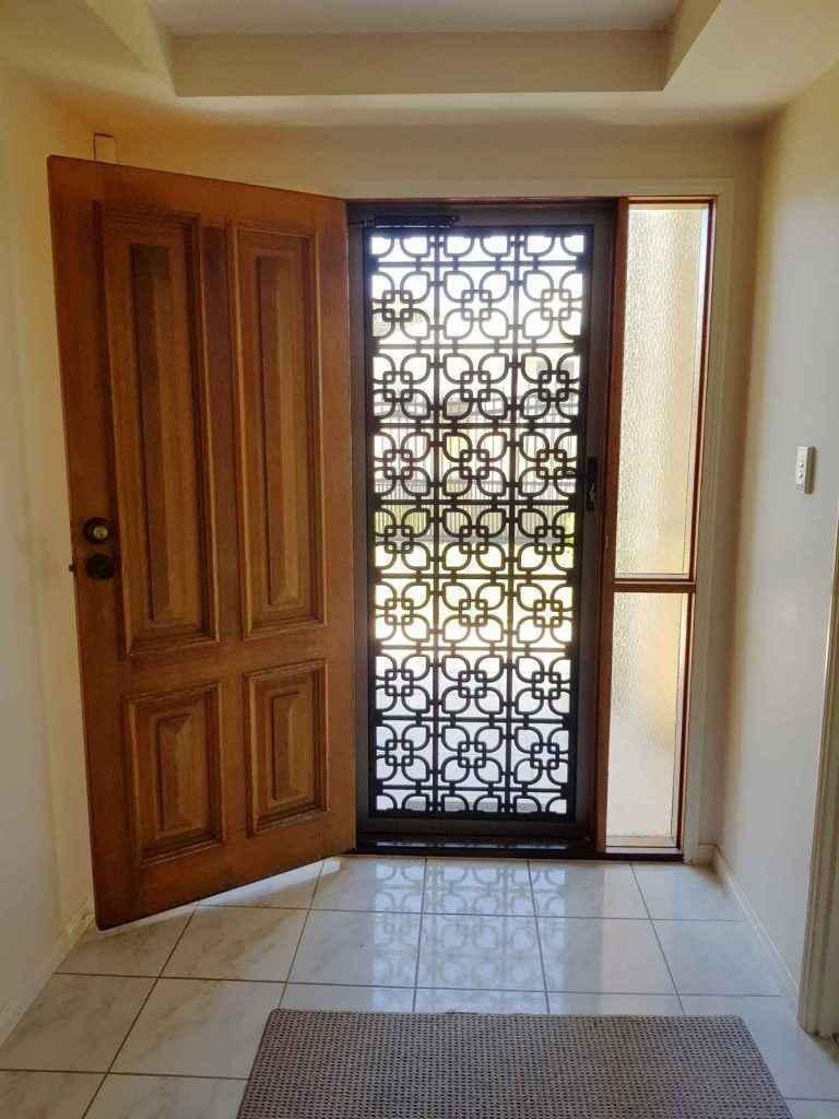 Decoview best fancy security doors design on the market Persian