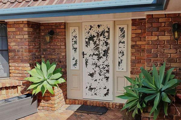 Banksia coast Decoview security doors Visualiser-App