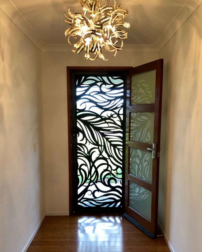 Feather-Decoview-Monument-Laser-Cut-Security-Secreen-Door-inside-shot-Low-Res.jpg